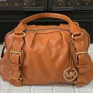 Michael Kor's caramel bag